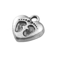 Cheap Charms heart alex and ani Best Slides, Sliders Hearts, Love baby feet charms