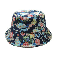 Wholesale Fashion Barrel Caps Floral Bucket Hats Hottest Fisherman Hats Discount Fisherman Hat Round Caps Travel Hat Fashion Outdoor Fishing Hat