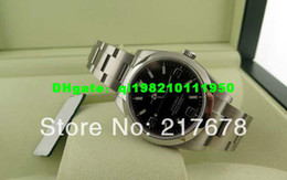 Top quality Luxury Sapphire 214270 Black Bezel Dial automatic Men's Watch Watches
