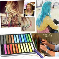 Wholesale Color DIY Painting Fast Non toxic Temporary Pastel Hair Extension hair bleach powder