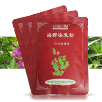 Wholesale Henna powder hair powder plant henna hair dye flowers pure plant henna hair color cream