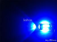 Wholesale 2 Piece BA20D H6M W White Blue HIGH POWER CREE LED BULB XENON WHITE MOTO ATV BIKE QUAD
