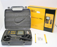Wholesale Smart Sensor AR826 Anemometer digital Wind Speed meter
