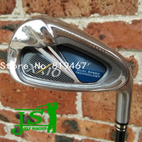 Wholesale 2014 new golf clubs XXIO MP800 irons set PAS with dynamic gold steel R300 shaft golf irons free headcovers