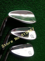 Wholesale Left Handed New SM5 golf wedge set degree come with steel shaft golf clubs wedge