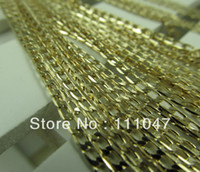 Wholesale free shipment copper golden exquisite chain yards width about mm fashion accessories chain