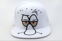 Wholesale E CNickelodeon Cartoon Snapback Cap white classic men women s designer snapback hats price