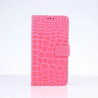 Wholesale Samsung note4 crocodile leather note4 open about card holder mobile phone protective shell protective sleeve