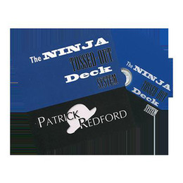 Wholesale Ninja throwing board systems Patrick Redford Ninja Tossed Out Deck System magic video send by email accept paypal