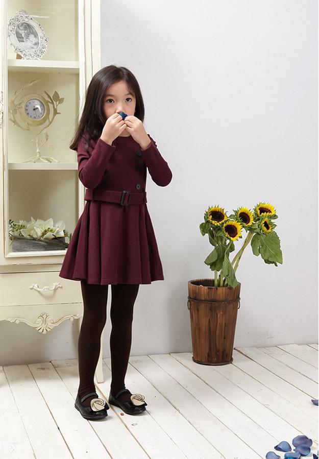 Pleasant The Females Children Dress Cape Skirt Suits Spring And Autumn Short Hairstyles Gunalazisus