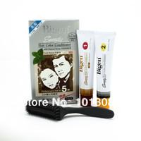 Temporary bigen hair color - Japan Bigen Speedy Hair Dye Hair Color Conditioner Dark Brown Set