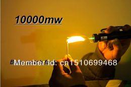 Wholesale newest High power mw laser pointer flashlight star green pen laser light