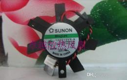 Wholesale the original SUNON VX A DC V W ATI graphics notebook cooling fan