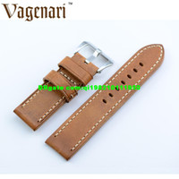 Wholesale 002 Replacement Watchband Italy Genuine Leather mm Watchband for
