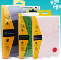 Wholesale Plastic PVC Retail Packaging Package Box For iPad quot for ipad mini quot for quot samsung tablet case