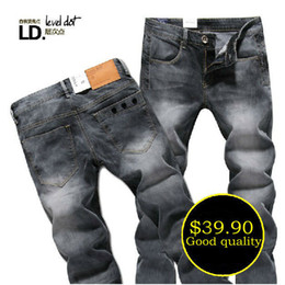 Wholesale biker jeans true jeans for men skinny sweatpants men baggy pants designer men jeans fashion denim trousers male brand Pant