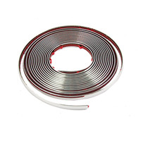Cheap Moulding Trim Strip Best Silver Tone