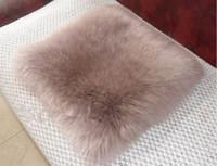 Wholesale 45 cm Pure Wool Carpets Living Room Sofa Windows Wool Blankets