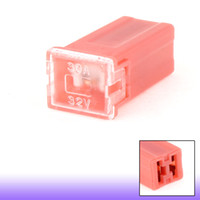 auto fuse link - Car Auto Link Pink Slow Blow PAL Female Mini Fuse A Amp V