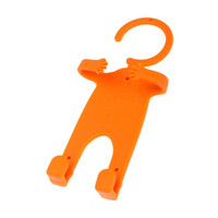 Case Dirt-resistant Yes Orange Flexible Silicone Robot Stand Cell phone Holder for the for iphone4 4S,for iphone 5G,for samsung Galaxy S3 i9300