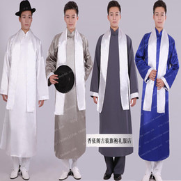 Wholesale Costume stage costumes Fourth Youth Men s Republic of China Lu Xun school uniforms clothing clothes comic costume gown