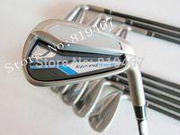 Wholesale New Speedblade golf irons PAS n s pro950gh steel shaft R flex golf clubs irons free headcover