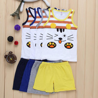 factory direct wholesale - Factory Direct Factory Price Vogue Sell Manufacturers Supply Models Kitten White Pants Suit Children Suit Vest