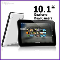 10.2 android tablet - Cheapest Inch Dual Core Tablet PC A23 Android GB RAM GB Storage Wifi Dual Camera Skype ARM Cortex A7 GHz Retail