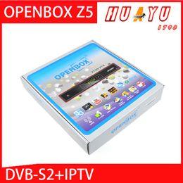 Wholesale Trade new HD satellite receiver OPENBOX Z5 factory Shelf