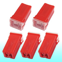 auto fuse link - Auto Car Straight Female Terminals Link PAL Fuse AMP Red
