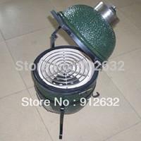 Wholesale Mini Ceramic Charcoal BBQ Grill baking grill