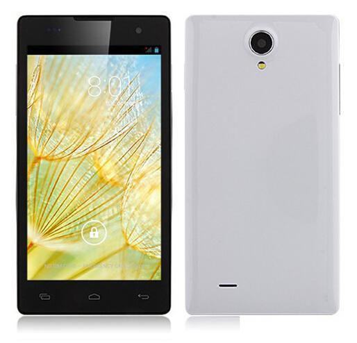 Buy 5.0 inch JIAKE JK11 Quad Core MTK6582 1.3GHz 1GB 4GB Android 4.2 GPS WiFi 3G WCDMA 2G GSM Dual Sim Card 8.0MP Camera Cell Phone