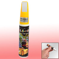 Cheap Bicycle Car 12ml 0.08m2 Alpine White Scratch Remover Repair Paint Pen