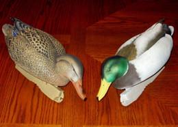 Wholesale Mallard Duck Decoys Duck Hunting Decoys Hunting Lure Bait