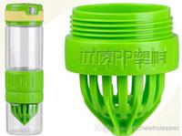 Wholesale Citrus Zinger Fruit Infusion Water Bottle ML Citrus Zinger Water Bottle with Citrus Juicer Gift Box