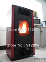 Wholesale Environmental wood pellet fireplaces pellet stove hot sale in Winter squre meter house