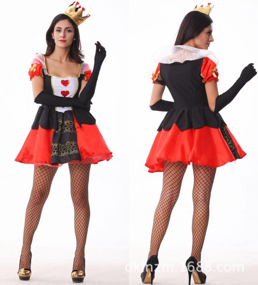 Halloween costumes 2013 years of the new queen of hearts game