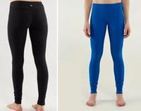 Women Nylon Pants 4 colors Foldover Waistband Stretchy Slim Yoga Sweat Lounge Long Pants Stretchy SlFor Women Fitness Suit Cheap Legging Soft Tight