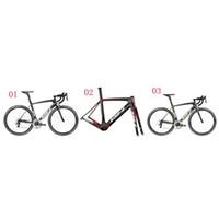 Road Bikes bh - BH G6 Carbon Frameset Road Bike Full Carbon Fiber Bicycle Frames Size XS S M L T800 Carbon Fiber Bicycle Frames