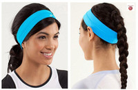 Wholesale Cheaper Hottest Item Swiftly Headband Elastic Yoga Hair Band Anti Microbial Sweat Wicking Stretch And Recovery Hair Accessory Multi Color