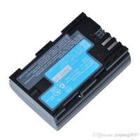 Cheap Standard Battery LP-E6 digital batteries Best Camera Batteries Yes for Canon 5D batteri