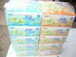 Wholesale Removable washouts paper washouts paper tissue box tissue pumping table napkin paper handkerchief