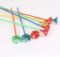 Wholesale set set Mixed Color Support using Decorative Balloon Accessories Toy Balloons Pole