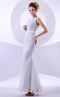 Reference Images stussy - Saias Longas Femininas Stussy Bridal Gowns FreeShipping Romantic Mermaid Sexy Wedding dress Bride w207