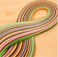 Wholesale Promotion Mixed Colors Set mm x cm Quilling Paper DIY Scrapbooking Christmas Wedding decoration