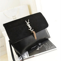 Wholesale 2014 new fashion women bag leopard tassels party clutch and envelope handbags Shoulder Messenger bag