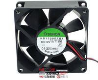 Wholesale New SUNON KD1208PTB1 GN CM V W dual ball bearing fan