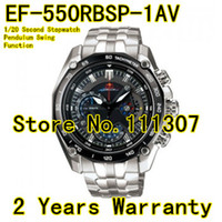 Wholesale EF RBSP AV New EF RBSP A EF RBSP Sports Chronograph Men s Watch Second Stopwatch Pendulum Swing Function