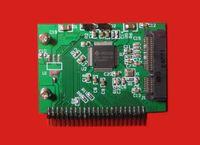 Wholesale F05552 Msata Mini Pci e sata to quot pin Ide Converter Adapter Hard Disk Convert Card For Thinkpad X40 X41 Free ship