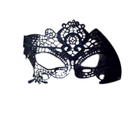 Wholesale New Women Sexy Exquisite Lace Eye Mask for Masquerade Party Fancy Dress
